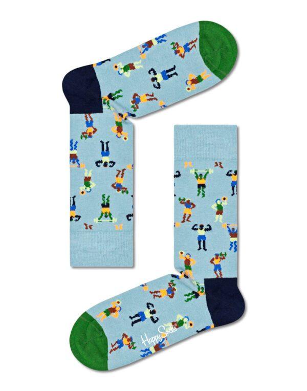 Happy Socks   Work It Sock WOR01-6000