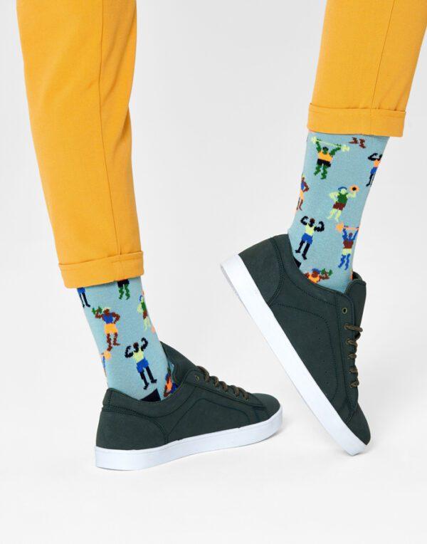 Happy Socks   Work It Sokid WOR01-6000