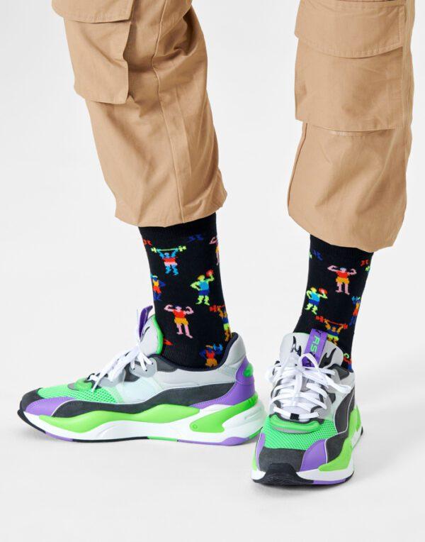 Happy Socks   Work It Sokid WOR01-9300