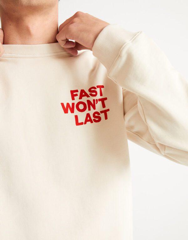 Thinking MU Mehed Kampsunid ja pusad Fast Sweatshirt