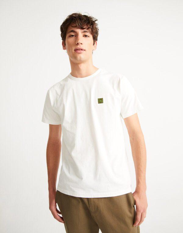Thinking MU Men Sol White T-shirt