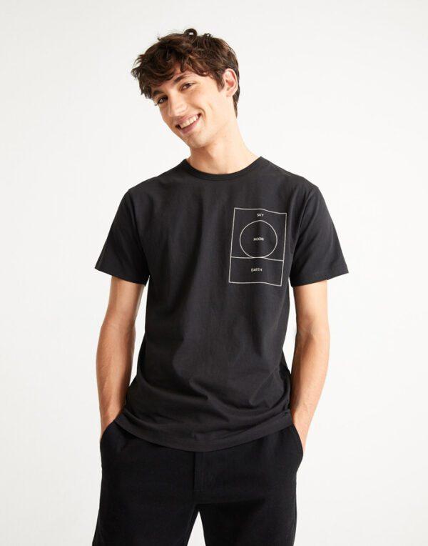 Thinking MU Men Ryan Carl Moon T-shirt