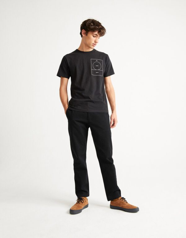 Thinking MU Mehed T-särgid Ryan Carl Moon T-shirt