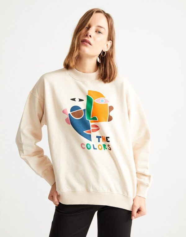 Thinking MU Women The Colors Sweatshirt