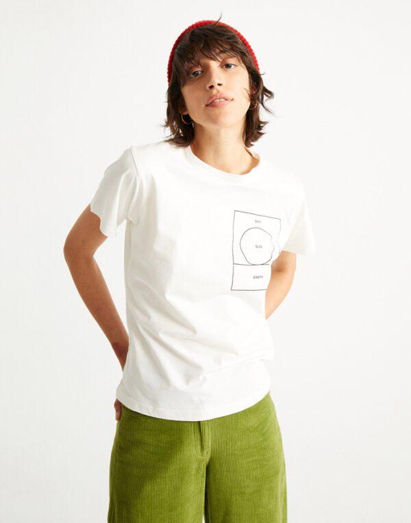 Thinking MU Women Ryan Carl T-shirt