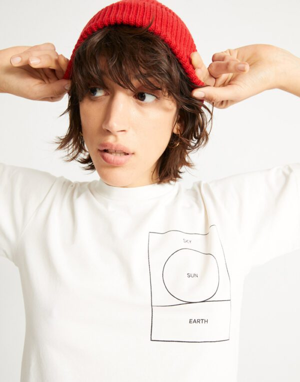 Thinking MU Naised T-särgid Ryan Carl T-shirt
