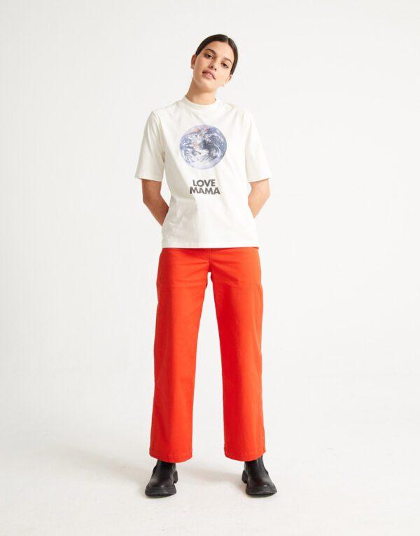 Thinking MU Naised T-särgid Mamma Mia T-shirt
