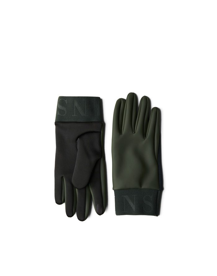 Rains Gloves  Gloves Green 1672-03