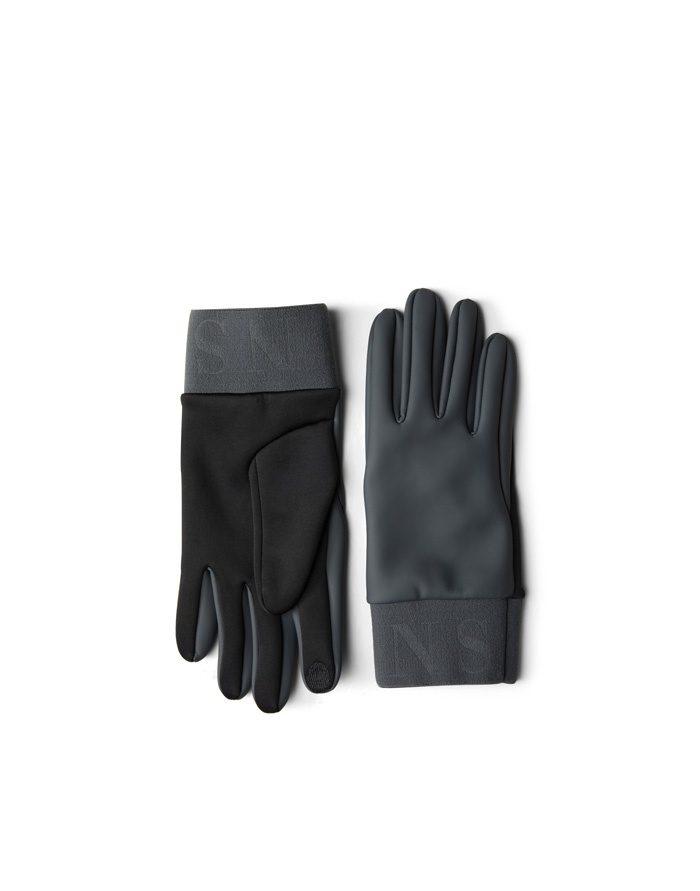 Rains Gloves  Gloves Slate 1672-05