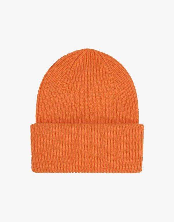 Colorful Standard Hats Mütsid Merino Wool Hat Burned Orange CS5085 Burned Orange