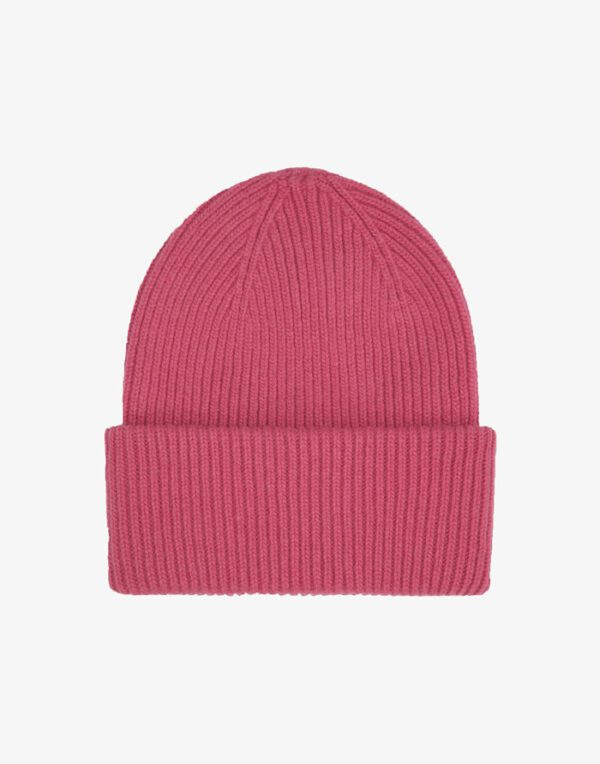 Colorful Standard Hats Mütsid Merino Wool Hat Raspberry Pink CS5085 Raspberry Pink