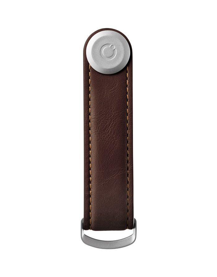 Orbitkey Võtmehoidjad Orbitkey 2.0 Leather Espresso/Brown LTHO-2-ESBR