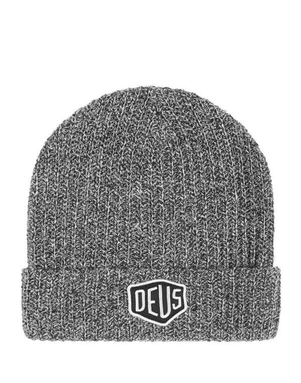 Deus Ex Machina Accessories Hats Melange Beanie Grey DMF77806