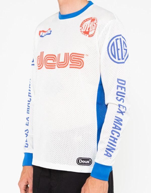 Deus Ex Machina Mehed Särgid ja jakid Mondo Moto Jersey Multicolor DMS2011001