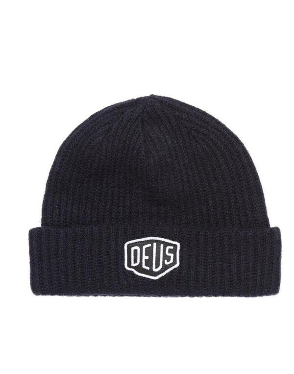 Deus Ex Machina Accessories Hats Shield Beanie Navy DMW47269