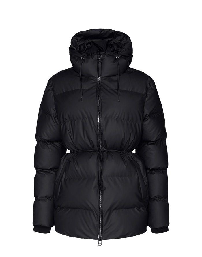 Rains  Winter coats and jackets Puffer W Jacket Black 1537-01