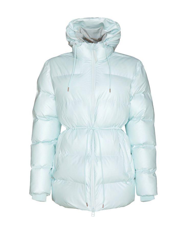 Rains  Winter coats and jackets Puffer W Jacket Ice 1537-94