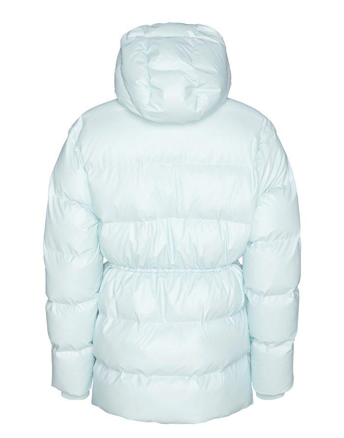 Rains  Talvemantlid ja -joped Puffer W Jacket Ice Talvejope 1537-94