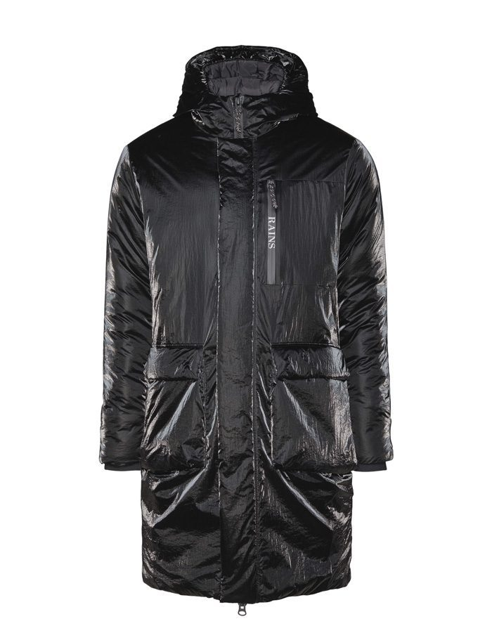 Rains Outerwear Winter coats and jackets Avalanche Parka Black 1540-01