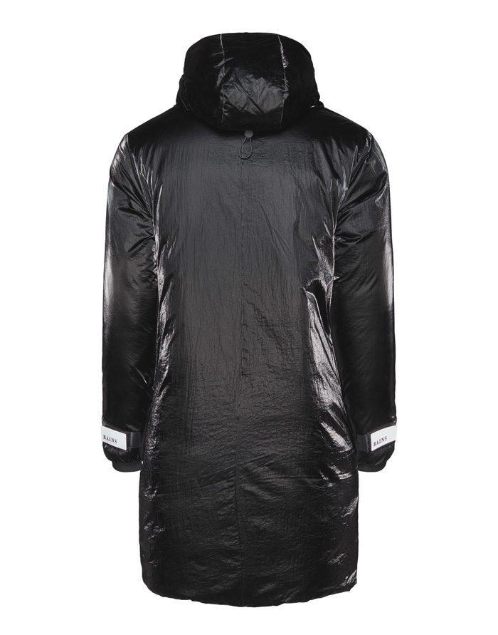 Rains Ülerõivad Talvemantlid ja -joped Avalanche Parka Black Jope 1540-01