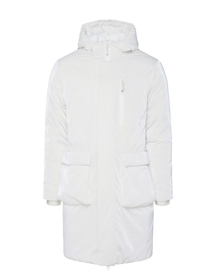 Rains Outerwear Winter coats and jackets Avalanche Parka Off White 1540-58