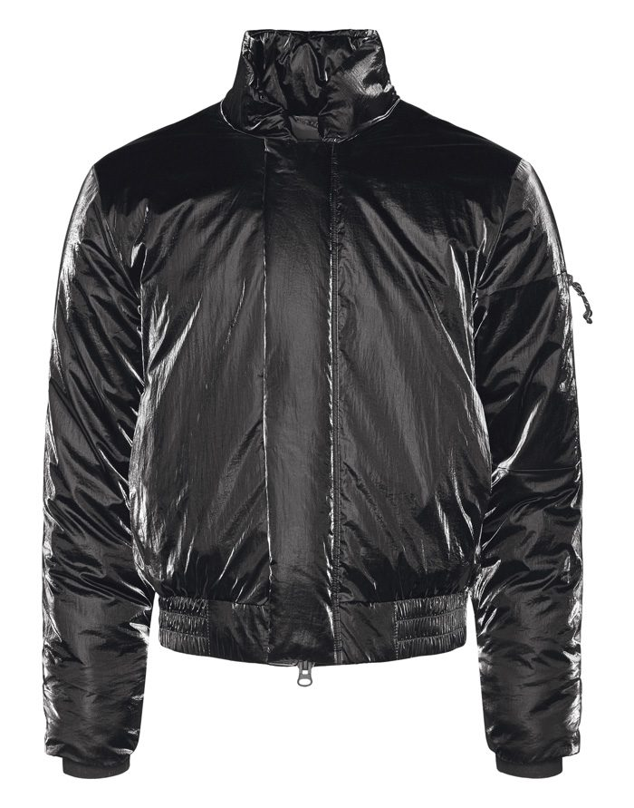 Rains Outerwear Winter coats and jackets Avalanche Bomber Black 1541-01