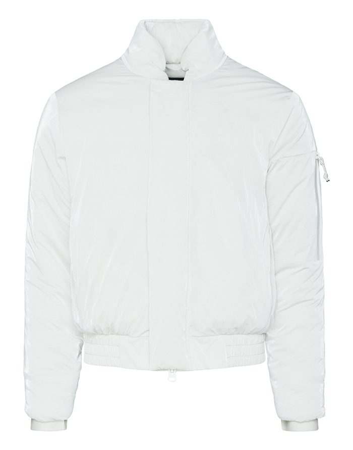Rains Outerwear Winter coats and jackets Avalanche Bomber Off White 1541-58