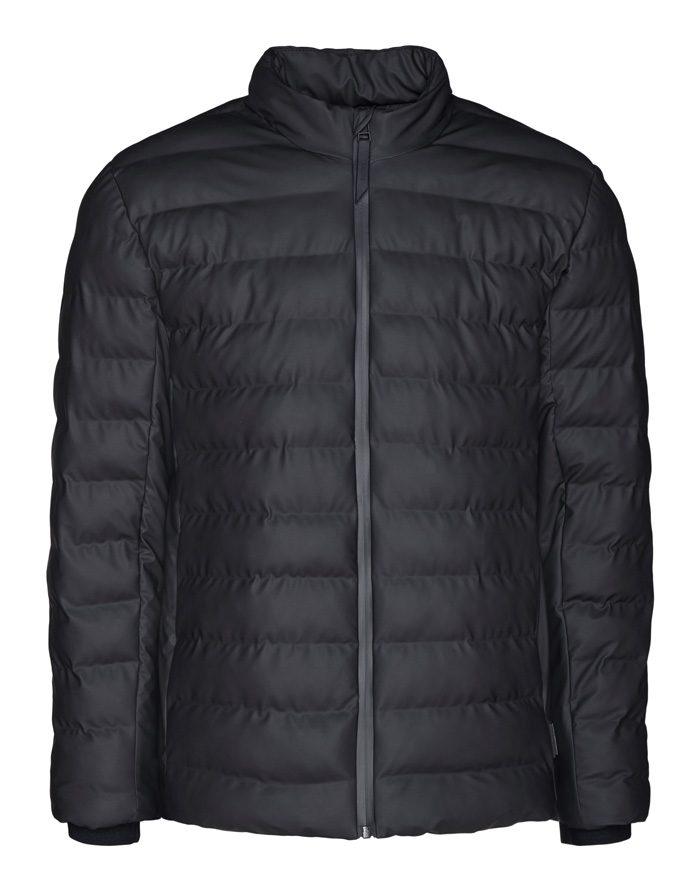 Rains Outerwear Winter coats and jackets Trekker Jacket Black 1543-01