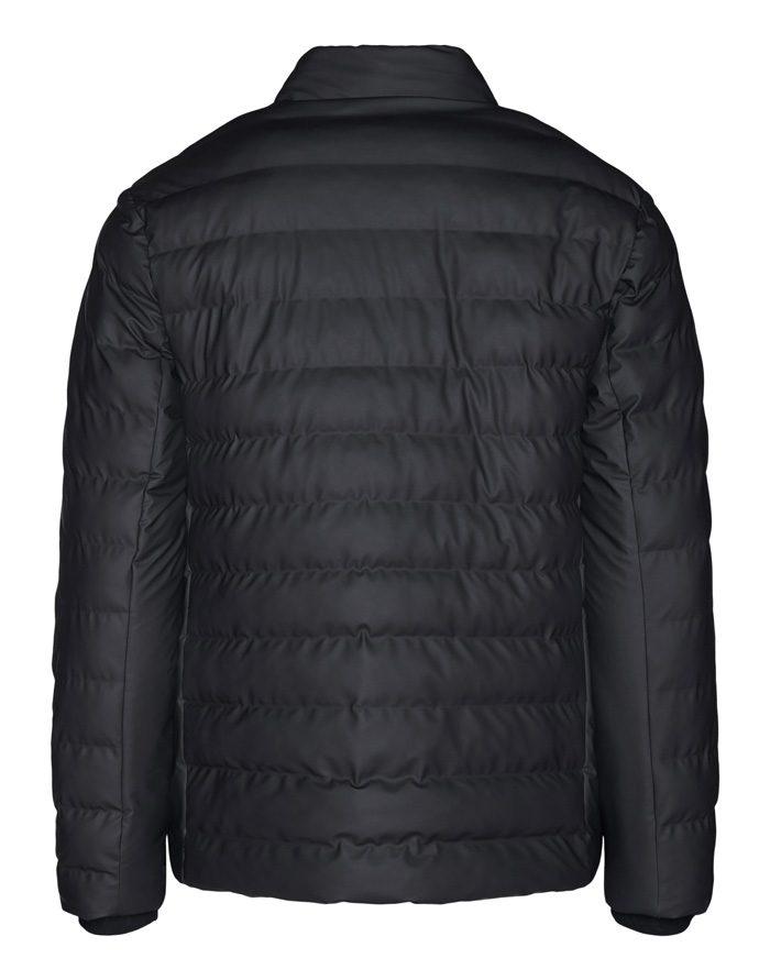 Rains Ülerõivad Talvemantlid ja -joped Trekker Jacket Black Jope 1543-01