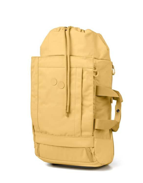 pinqponq Accessories Backpacks Blok Medium Straw Yellow PPC-BLM-001-10031