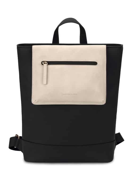 Kapten & Son Accessories  Umea Pro Cream/Black Backpack KSD0000000 013
